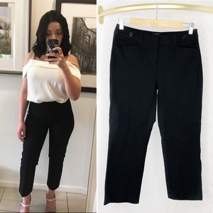White House Black Market The Slim Crop Pant
